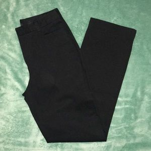 Black Trouser by Limited
